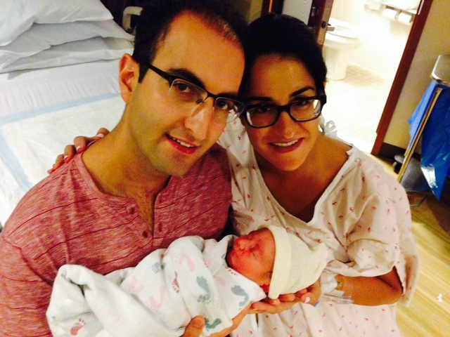 Meleneeh D's baby 8-8-2014